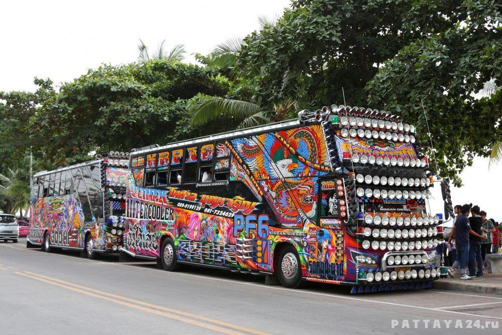 Как добраться из Бангкока в Паттайю?