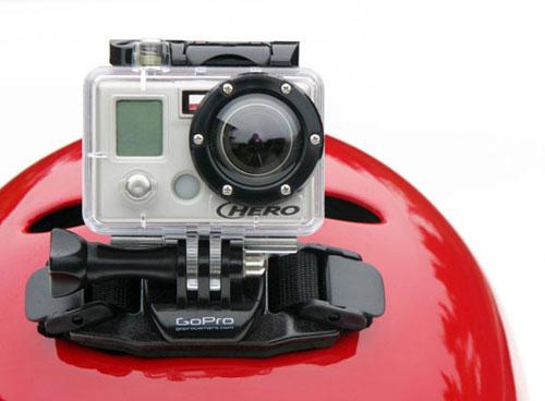 Легендарная экшн-камера GoPro. Уже третья!