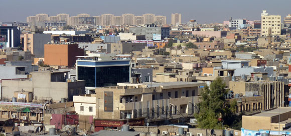 Erbil-City-Iraq-Kurdistan