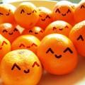 Наши веселые мандарины!