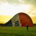 Полет на воздушном шаре над Тракайским Замком (14)
