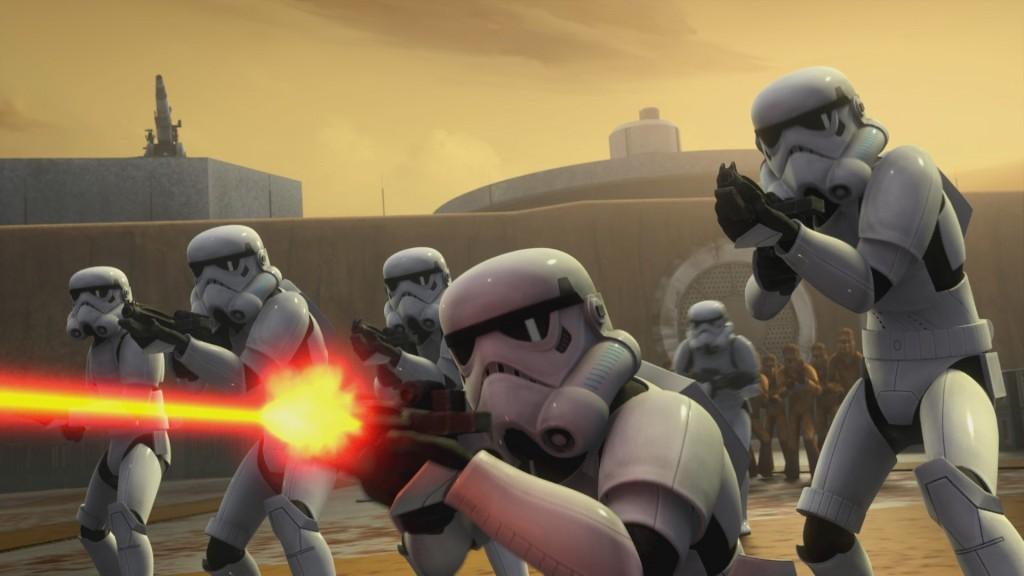 имперские штурмовики