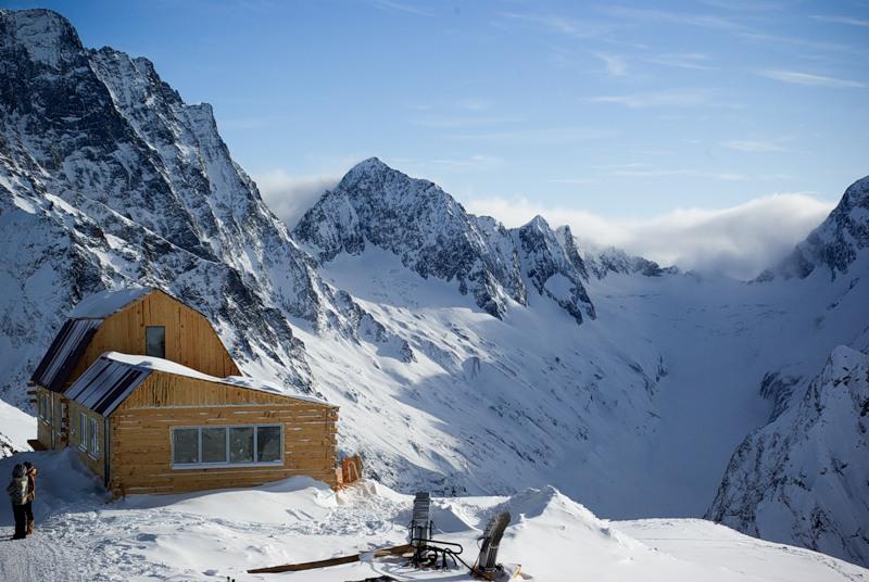домик в горах мечты эскаписта
