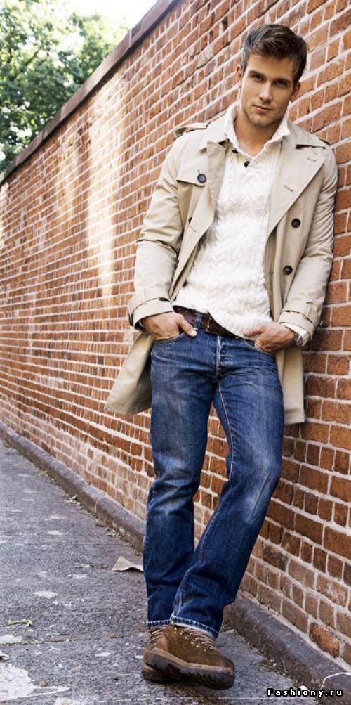 Как модно одеваться парню