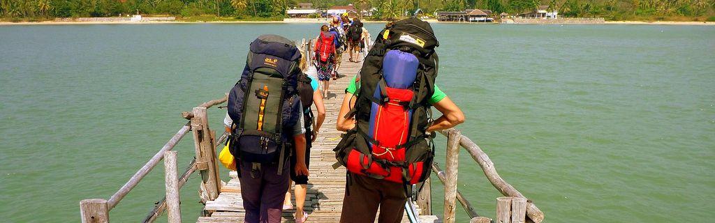 Как выбрать рюкзак для путешествий: выбираем лучший ранец для походов