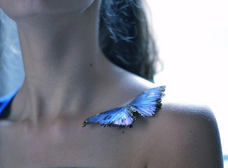 мурашки и бабочки