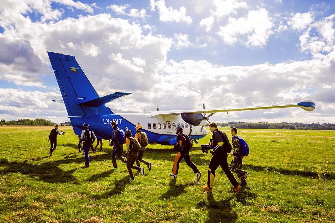 Скайдайвер – это кто такой, или почему люди прыгают с парашютом?