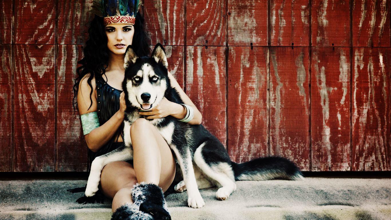 laiki and girl