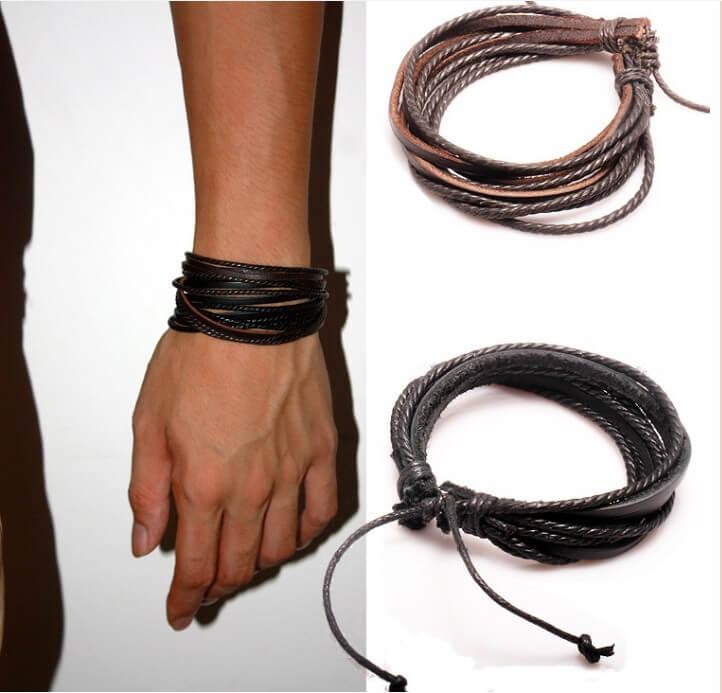 Как сделать на руку веревочку