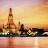 Столицей какой страны является город Бангкок?