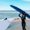 Продлить лето: серфинг в Калининграде (катаемся на досках)