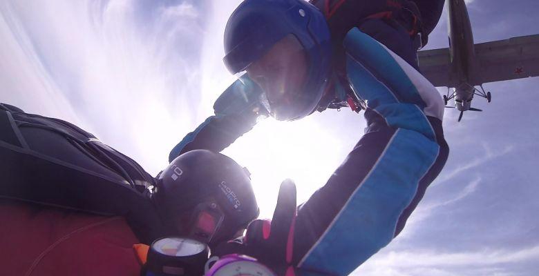 Как стать парашютистом?