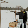 Стендовая стрельба по тарелочкам из гладкоствольного оружия