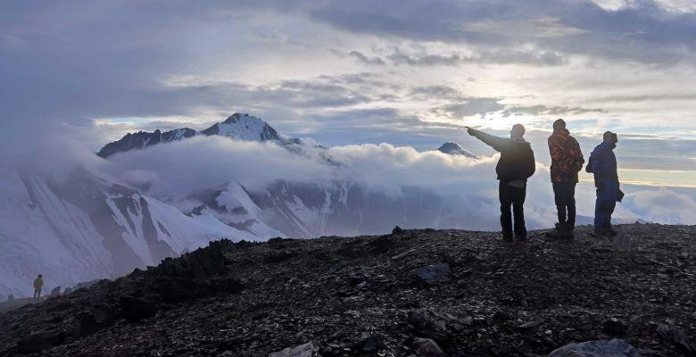 Казбек — отзыв о восхождении на гору со стороны России