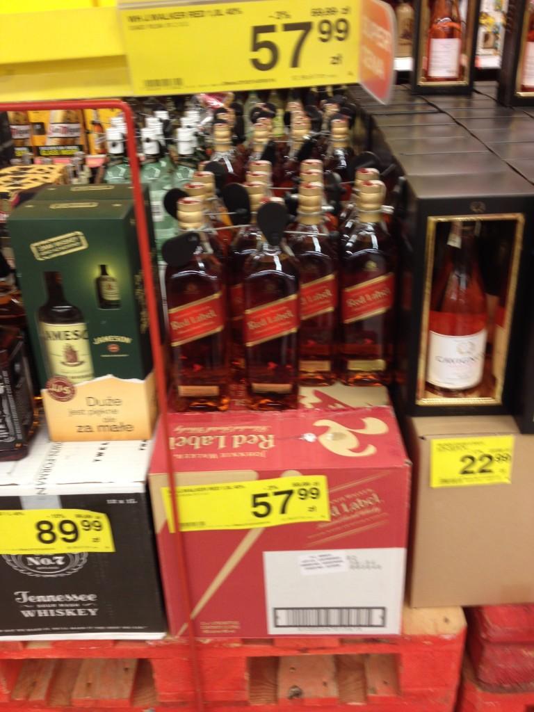 виски в Польше