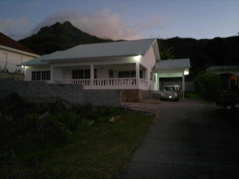 дом на сейшелах