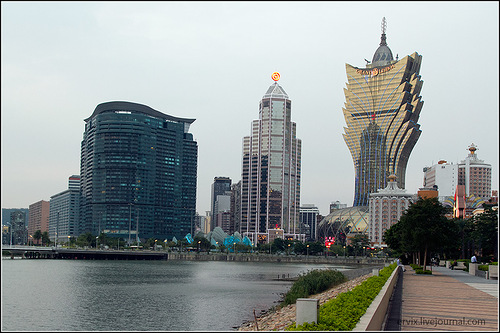 Центр Макао