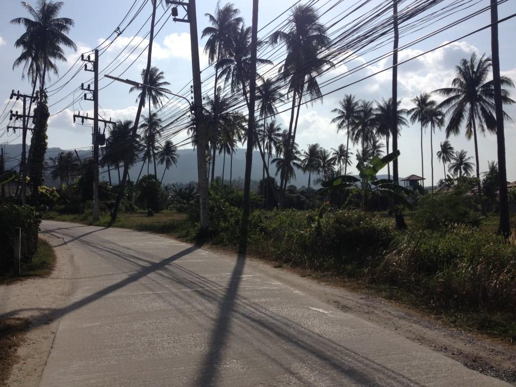 пейзажи острова Самуи в Таиланде