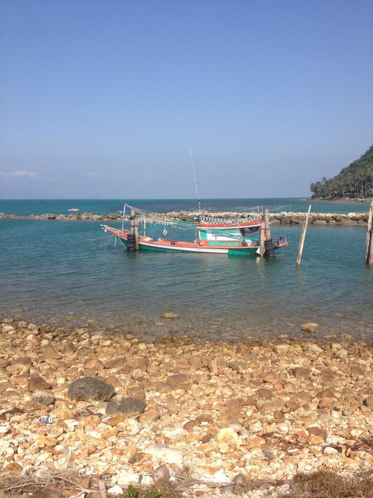 секретный пляж бан тай и его бухта