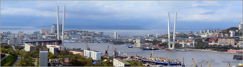 Золотой Рог Владивосток
