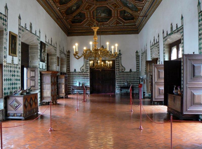 Сорочий зал Лиссабон