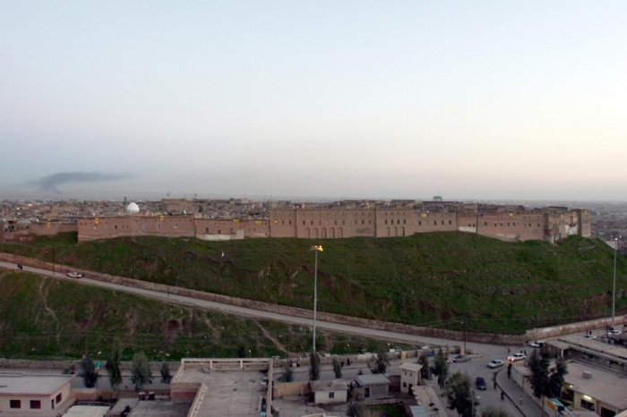 город эрбиль