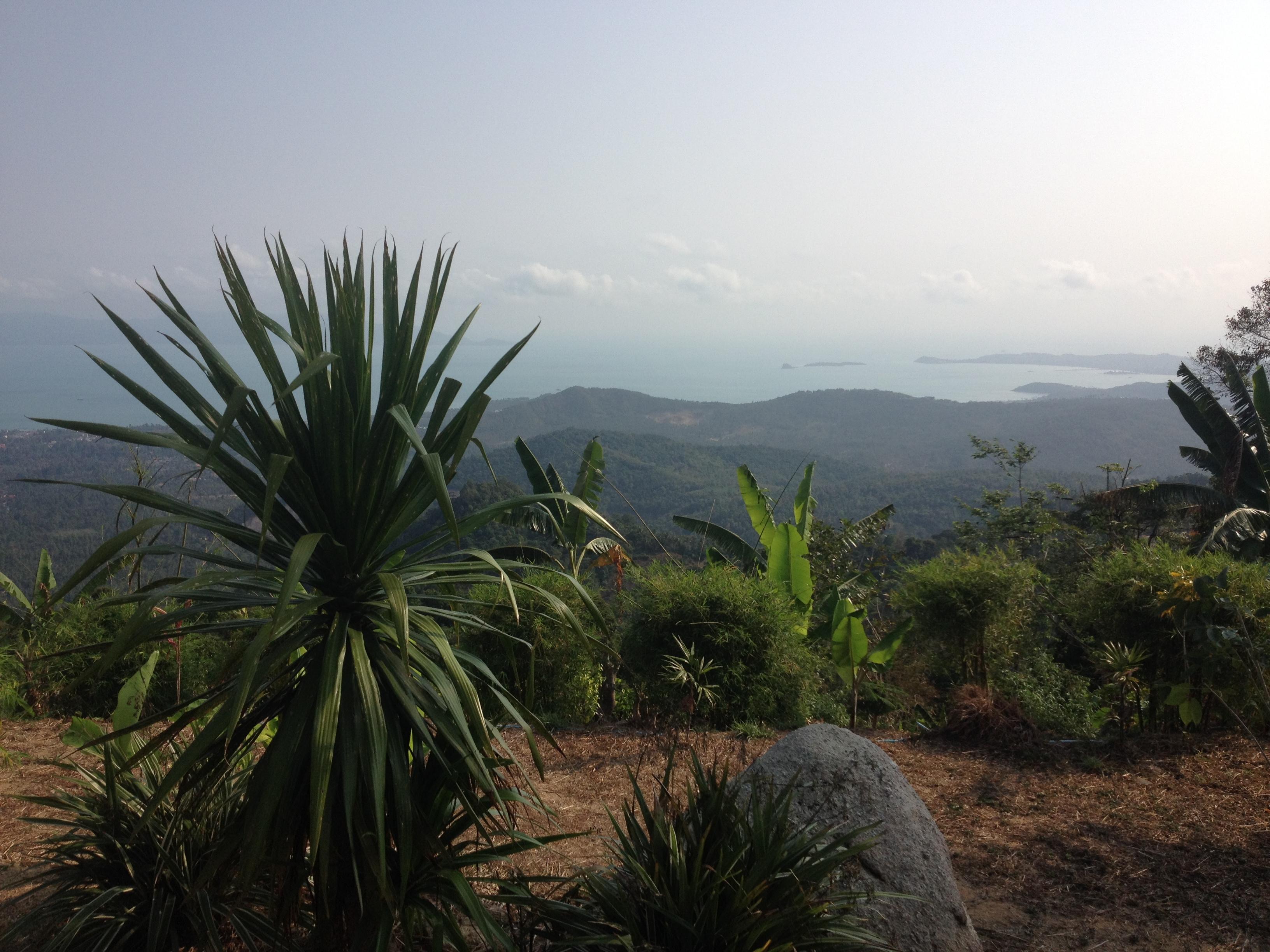 одна из самых высоких точек на острове Самуи
