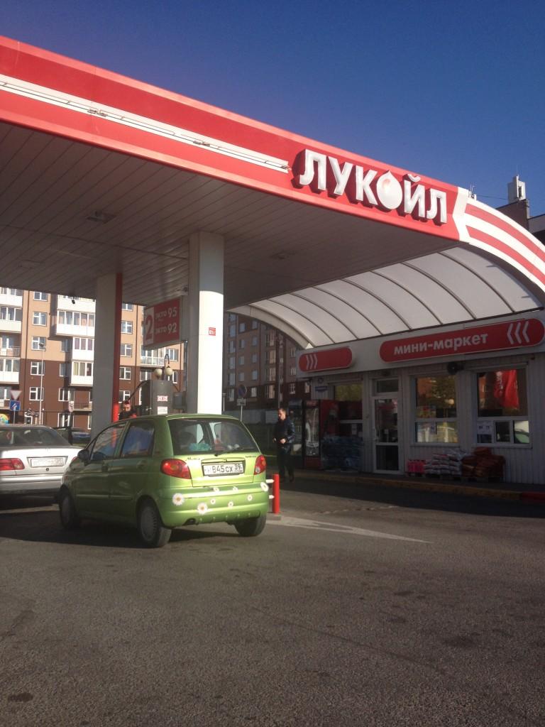 это специальное фото из Калининграда