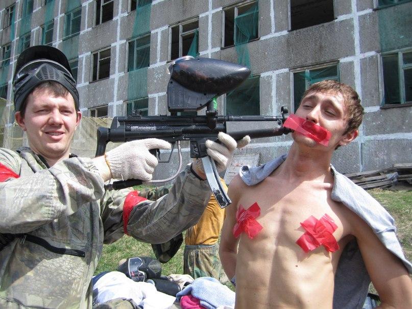 автор блога брал ВИПов в плен и хочет повторить)