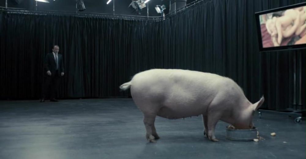 Вспомни этот кадр когда будешь баловать себя свининой