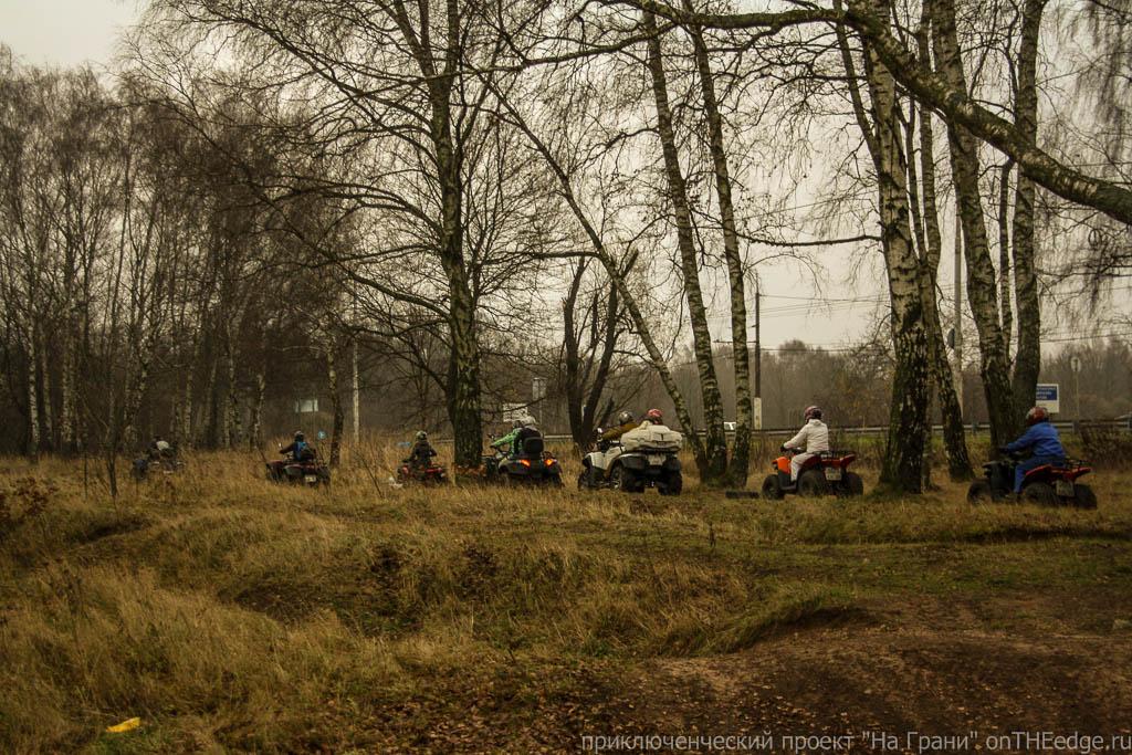калининградские квадроциклы