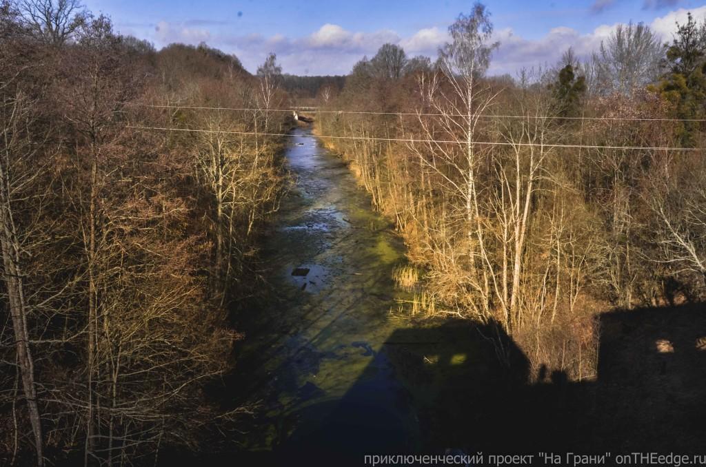 мазурский канал в озерках