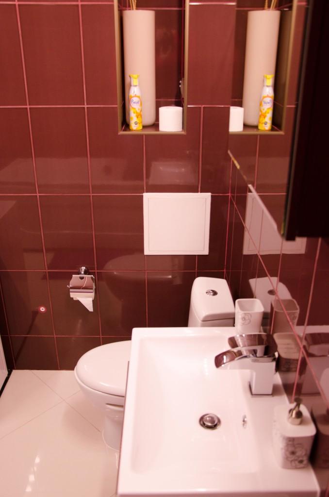 это тоже ванная