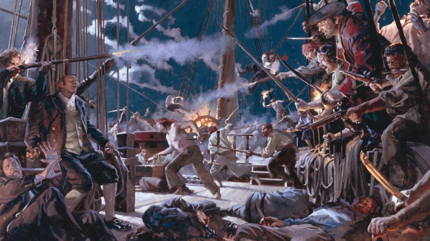 «Одиссея капитана Блада» Рафаэля Сабатини