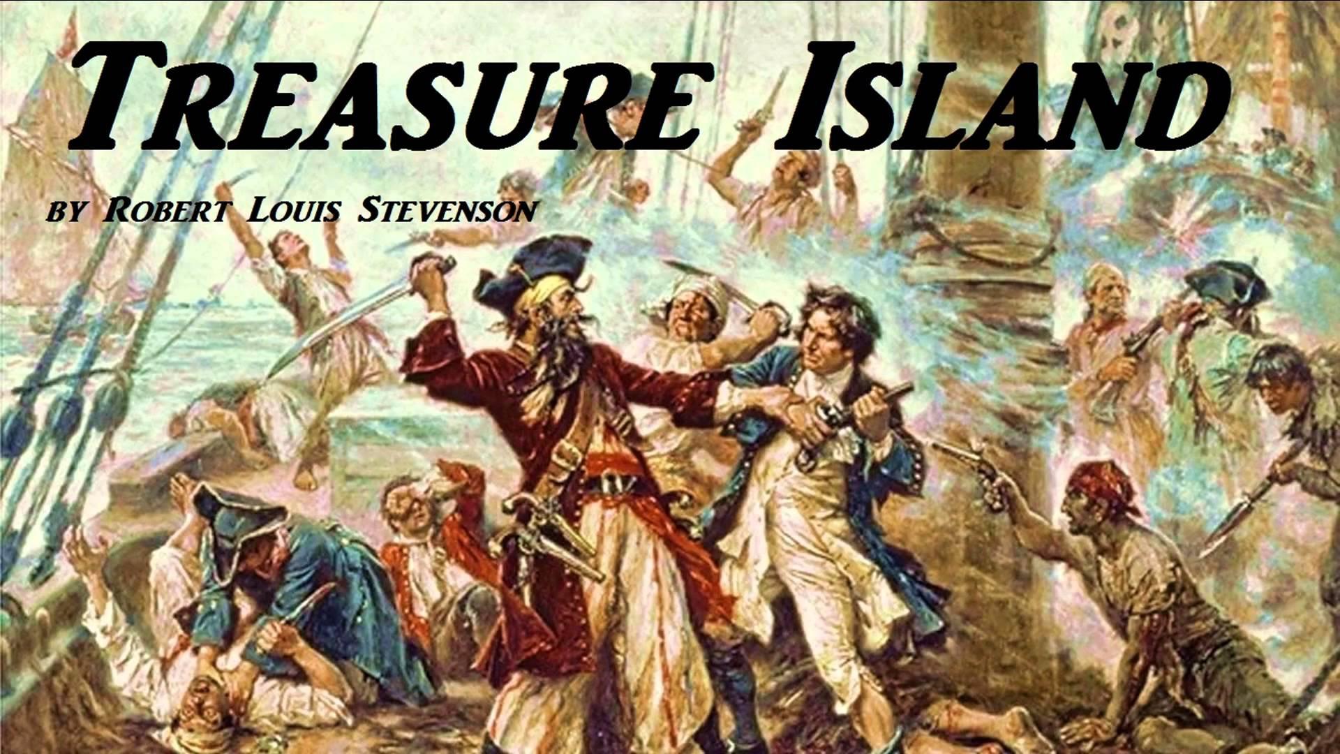 «Остров Сокровищ» Роберта Стивенсона