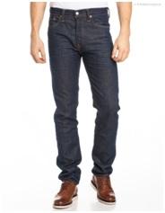 джинсы темные