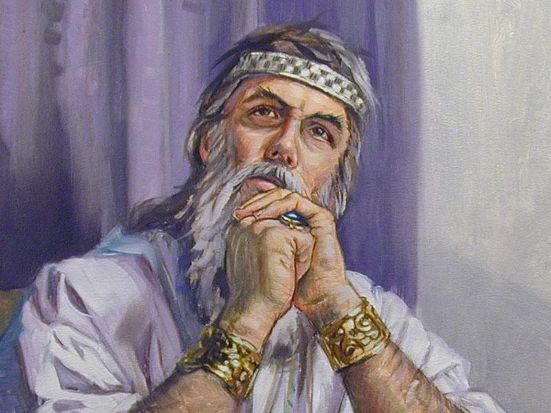 царь соломон картинка