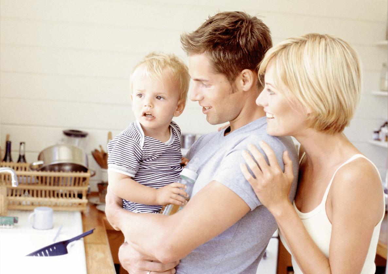 ребенок и семья