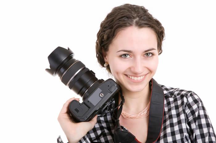 kamera man