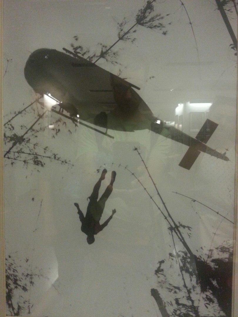 ужасы войны во Вьетнаме