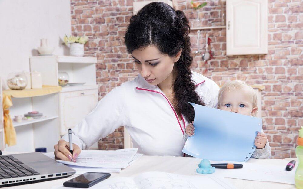работа для женщин дома в интернете