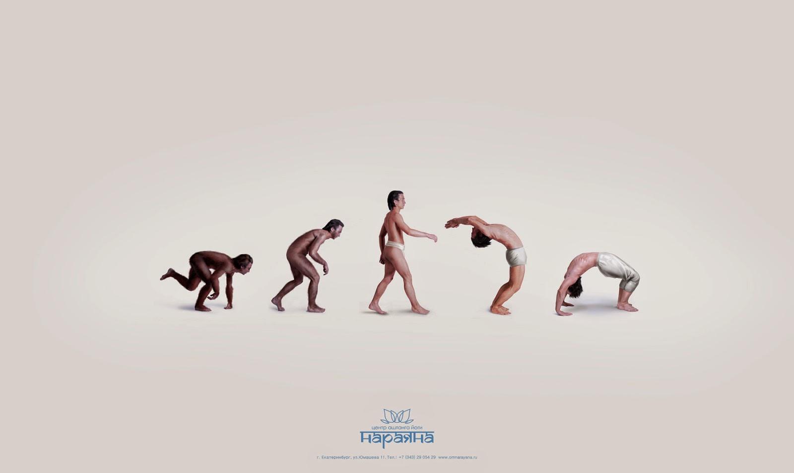 yoga-evrimi