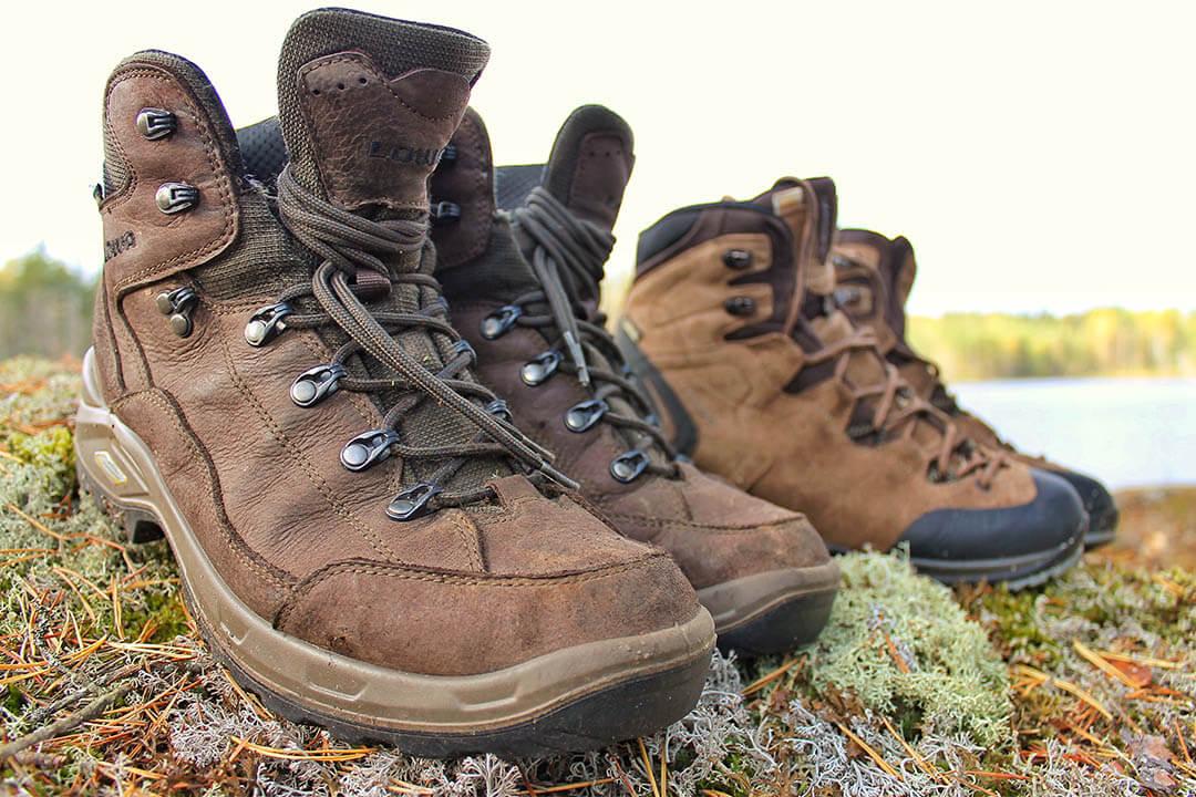 треккинговые ботинки для туристов