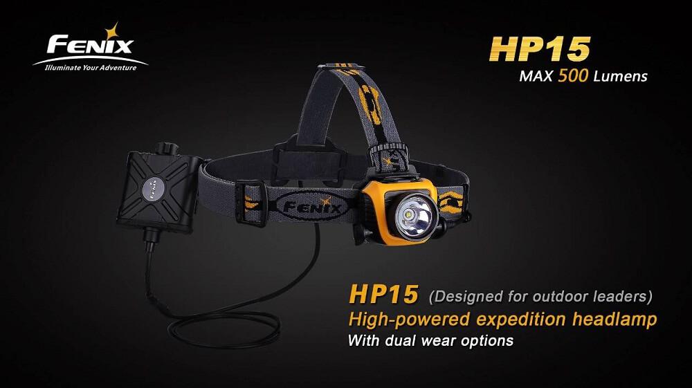 модель HP15