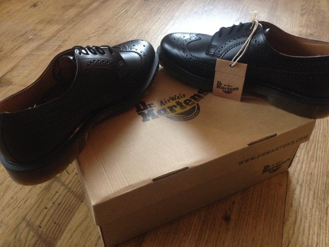 ботинки др мартинс с асоса