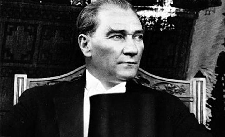 Ататюрк портрет