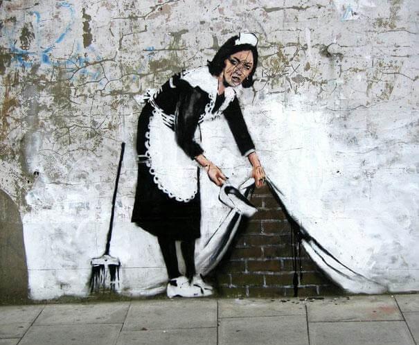 лондонская горничная