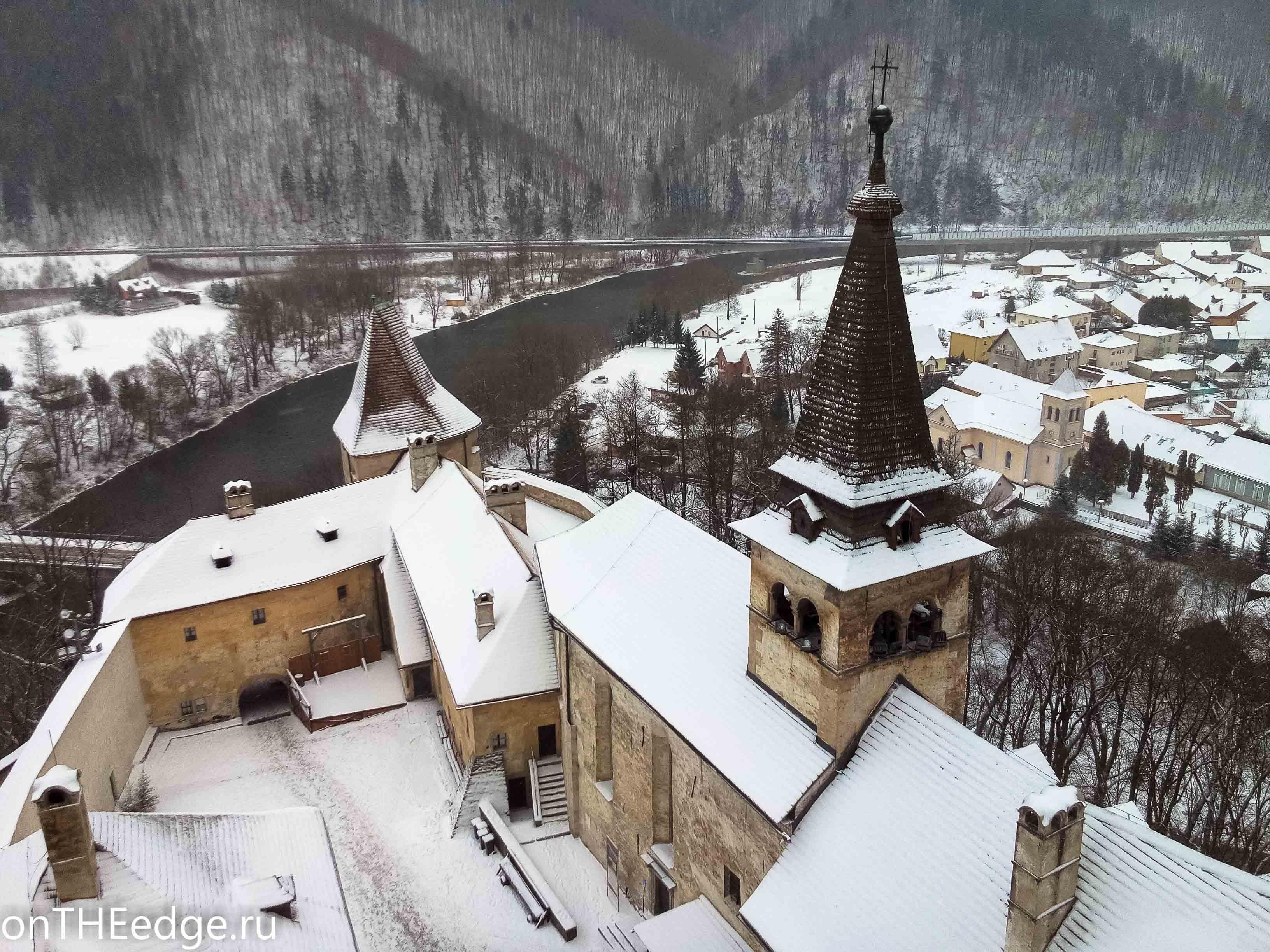оравский замок словакия