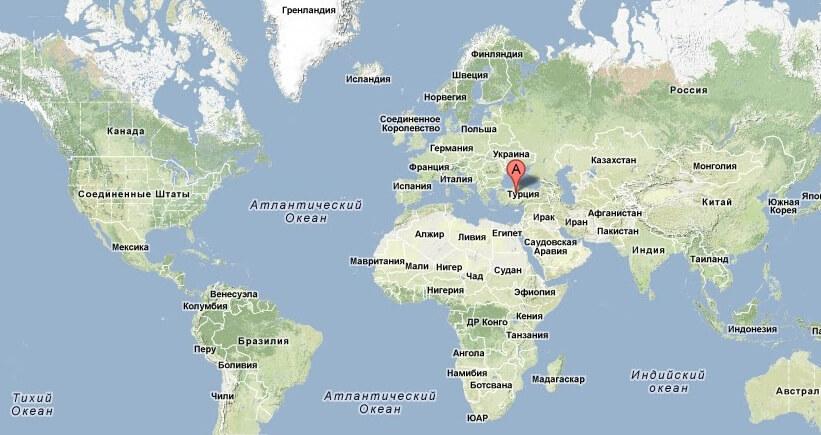 турция это европа или азия