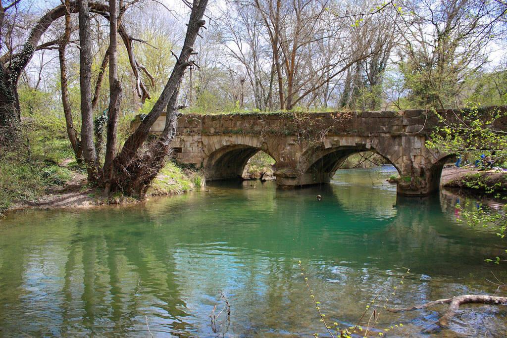 акведук в крыму черноречье